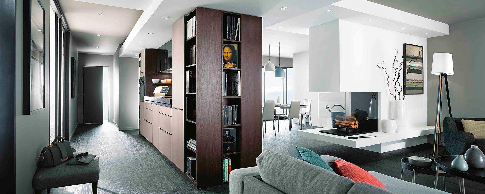 Дизайнерский ремонт квартиры-студии