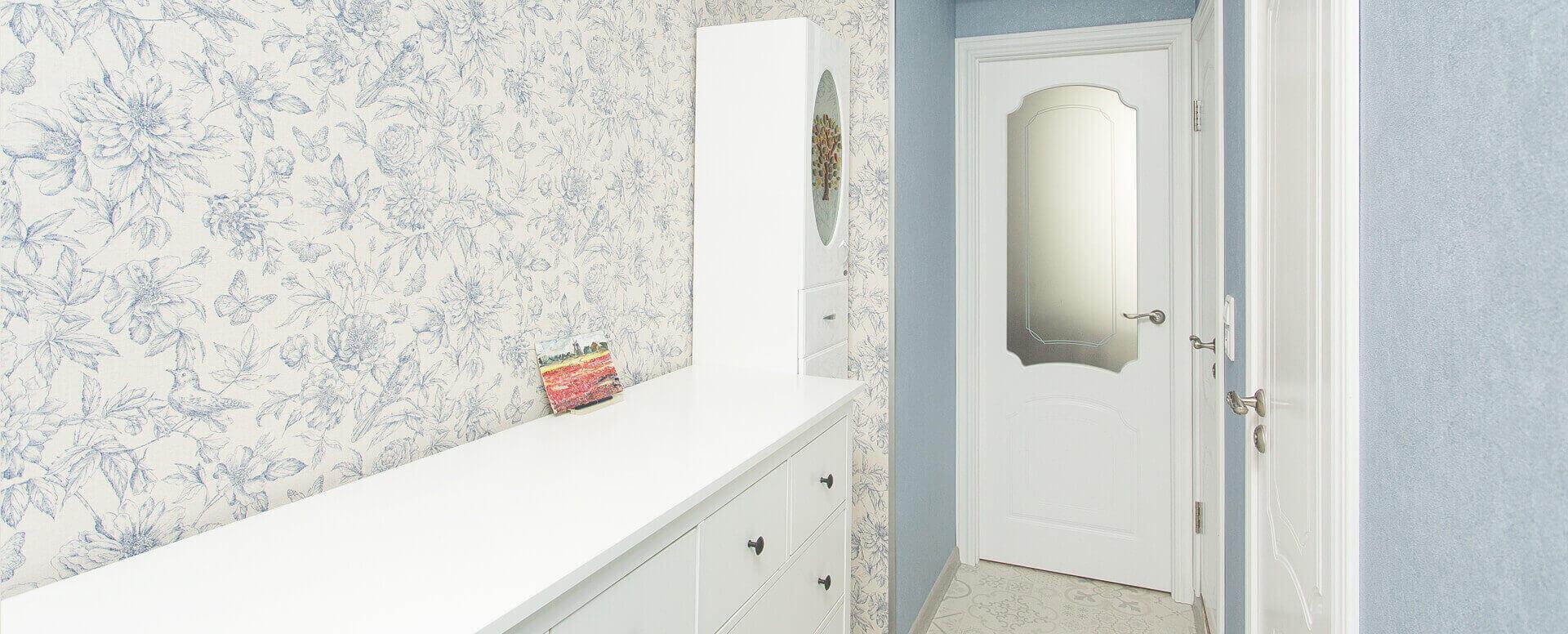 Косметический ремонт двухкомнатной квартиры