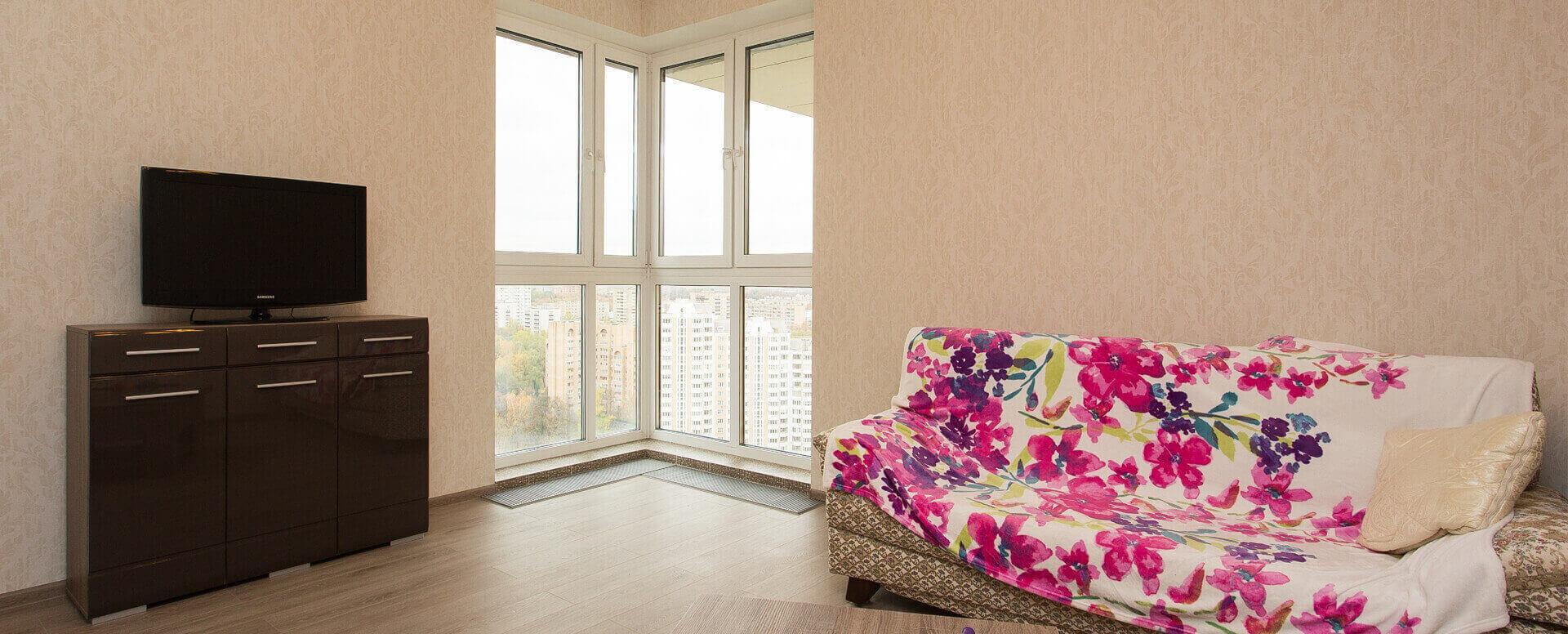 Ремонт 2-х комнатной квартиры в новостройке