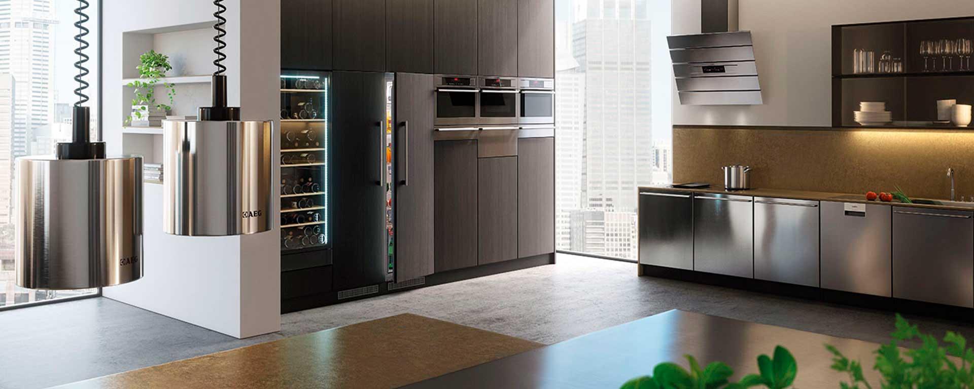 Ремонт кухни 5-5,5 кв. метров