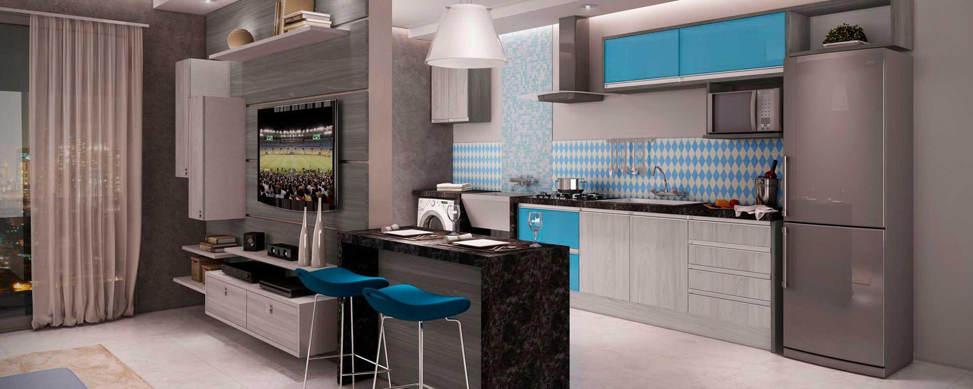 Ремонт кухни 7 кв. метров