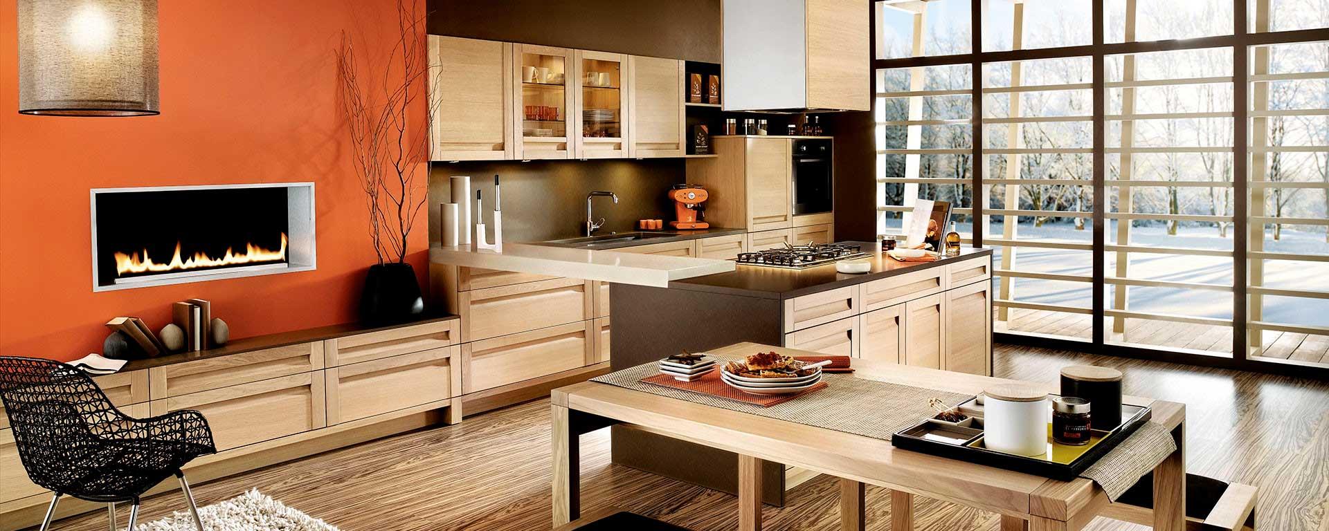 Ремонт кухни 9 кв. метров